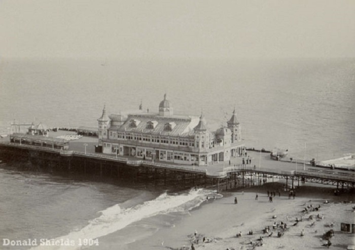 Britannia Pier Great Yarmouth 1904
