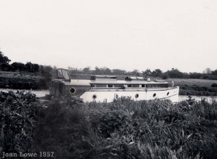 Ludham Bridge 1957
