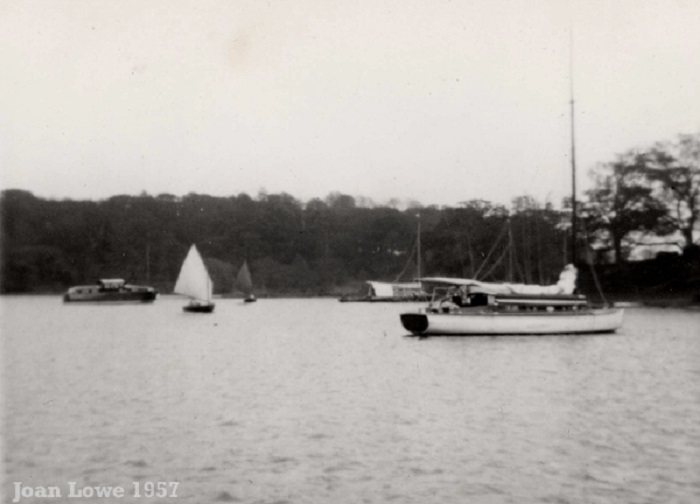 Salhouse Broad 1957