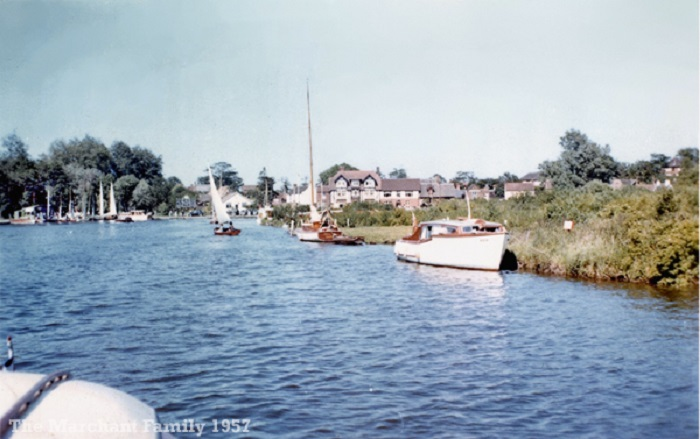 The River Bure 1957