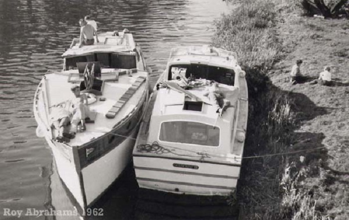 The Norfolk Broads 1962
