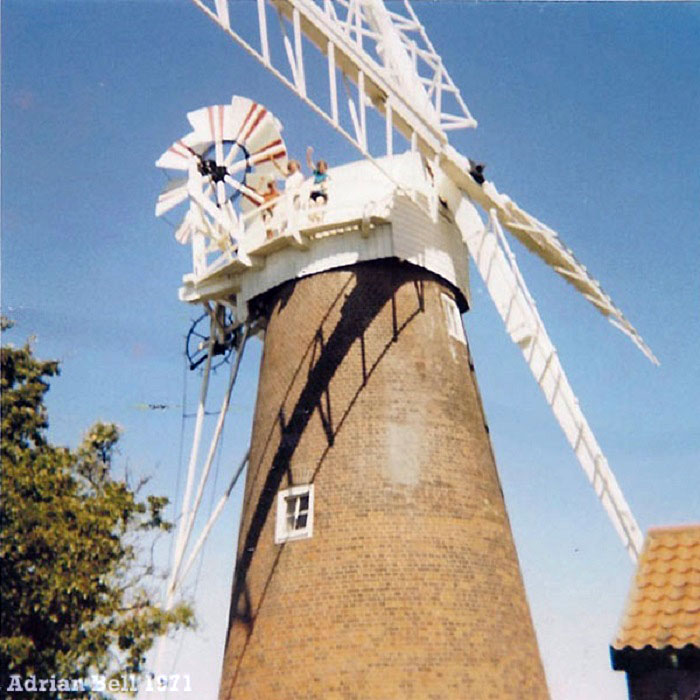 Stracey Arms Mill 1971