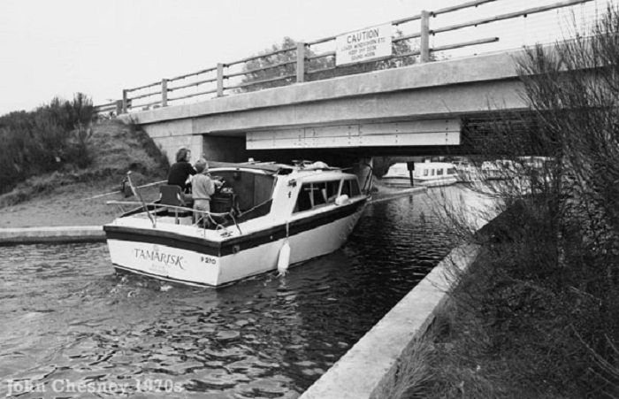 Wayford Bridge 1970s