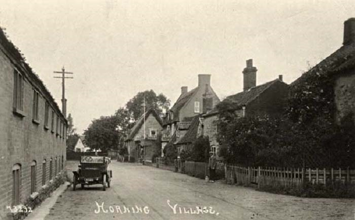 Lower Street Horning 1920s