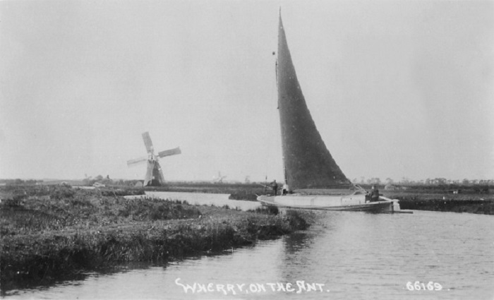 Wherry On The Ant 1920s/1930s.